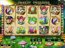Forest Treasure